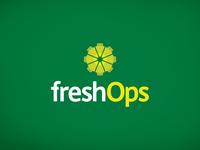Fresh Ops Logo Design