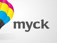 Myck Typography