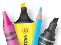 Creative utensils