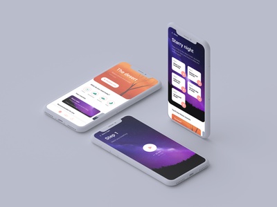 Align - a conceptual app for meditation and mindfulness 🌸 relaxat focus relax sleep chill meditate meditating meditation mindfulness