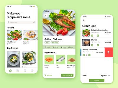 Freshly Dropped Apps ui mobile ui ux clean clean ui fresh vegetable mobile app design mobile app mobile ui mobile ui design design ux ui