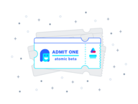 Admit One – Beta Coupon