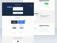 MoonMail –Landing Page
