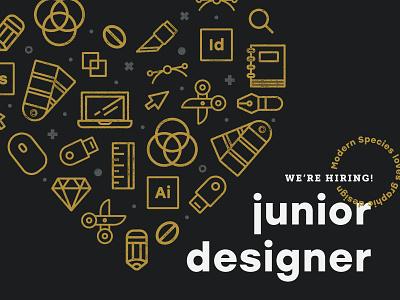 Hiring: Jr Designer
