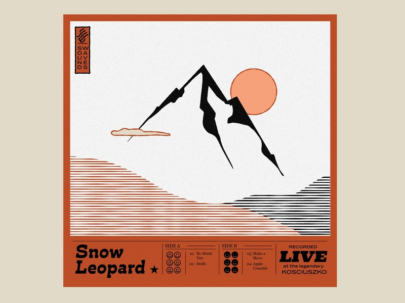 Album Cover: Snow Leopard
