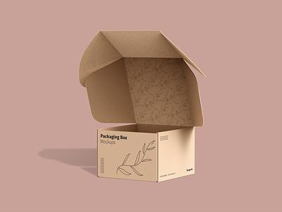 Mailer Box Packaging Mockup 6a mockup psd mockup cardboard box box mockups design mailing box mockup box design box mockup psd mockup mockups box packaging mockups