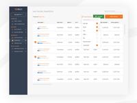 Analytics Table - Influencer Platform