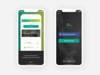 MajorGig Mobile UI