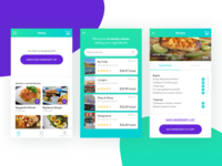 Food Ingredient Shopping App