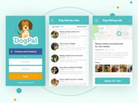 Dog Sitting Marketplace App