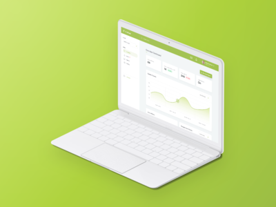 GroPanel UI Desktop Mockup