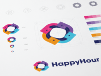Happy Hour Logo - WIP