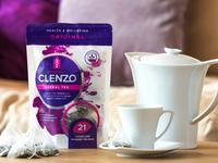 New Packaging Design for Herbal Tea Brand