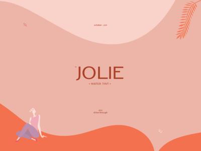 Jolie - Brand Mark
