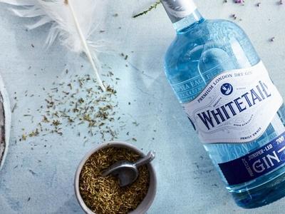 Whitetail Gin Product Shot