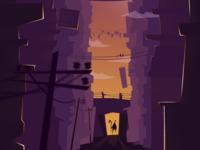 Untopia - Ligol town - Game Concept