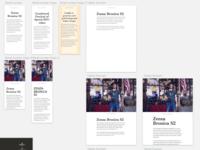 Blog progress