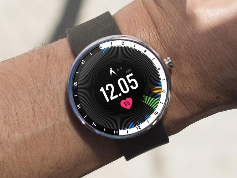 Smart Watch - Fitness app smart watch watch fitness app fitness activity activity tracker distance moto360