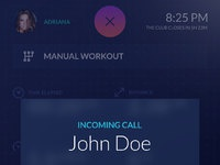 Workout call