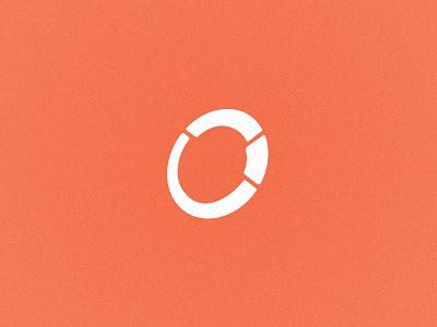 Outcome - SaaS Logo oval female outcome objective saas startup tech logo