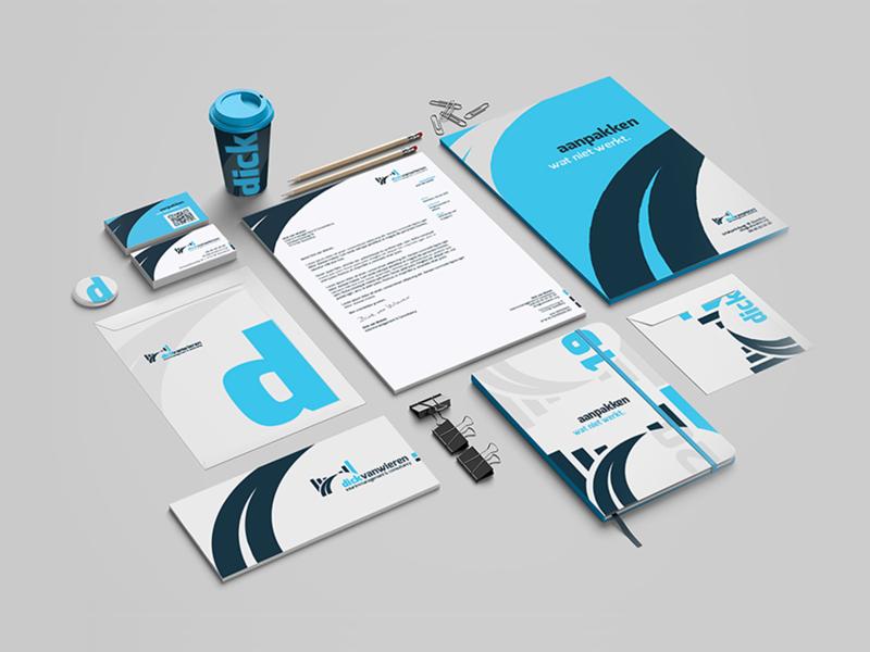 Brand Identity | Startup Stationery