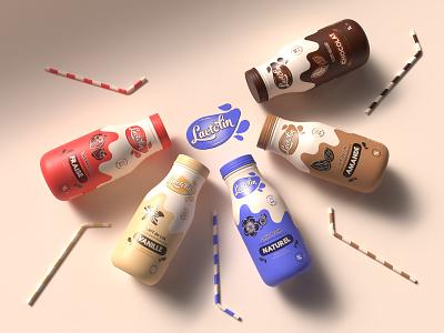 Brand Identity | PB Beverages Packaging packaging design illustration 3d art color palette product design branding