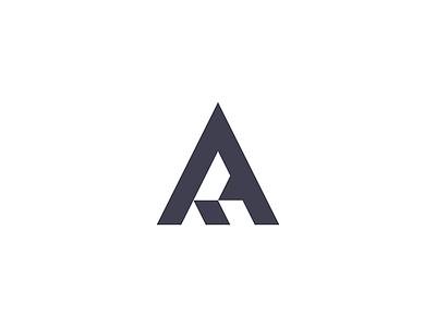 Personal logo ah monogram personal logo