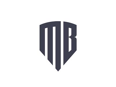 MB mb monogram logo