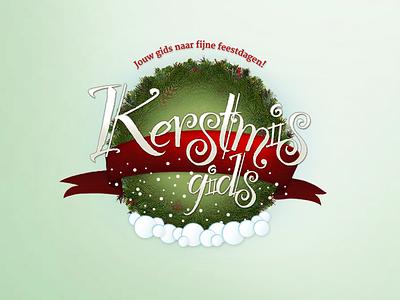 KerstmisGids christmas kerstmisgids logo