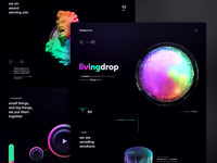livingstone - Creative Digital Agency Website Design