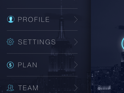 GYSTNow - High-End Personal Assistant schedule task iphone 6 user experience interface design ux ui high-end personal assistant ios app gystnow