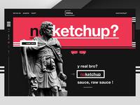 DOKA - No ketchup?