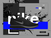 SNKRD - Sneakers shop landing page