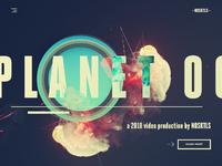 Nosktls landing page webdesign ui ux design dribbble full