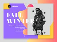 PEMMEP - Online fashion store design