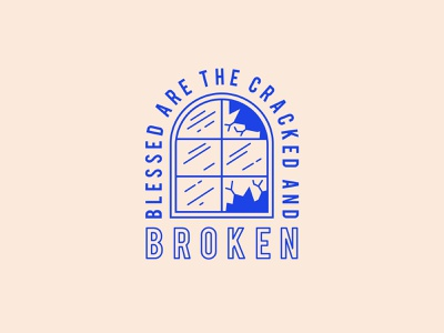 Cracked & Broken icon branding adobe brand design lineart illustration illustrator design