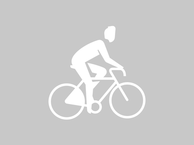 Outdoor activities icons sport jumping running pictogram cycling cycle biking bike icon