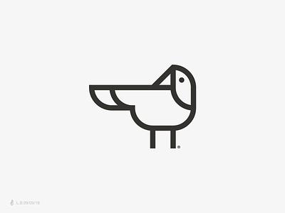 Passarim illustration bird illustration bird lucas braga icon logotype symbol mark logo identity