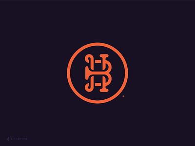 H+B line brand typography design minimal hb lucas braga icon letter monogram logotype symbol mark logo identity