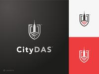 City DAS' logo