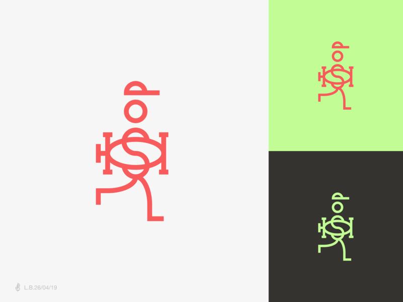 Sorió Rolimã Sketch brazil radical childhood soap box car rolimã brand minimal line icon symbol mark sketch logotype logo identity lucas braga