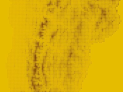 Dot Size as Topography map terrain tilemill inkscape