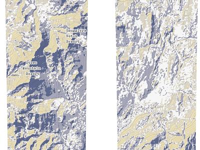 Ski Decks ski map