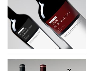 Panizzi Wine Label wine label label