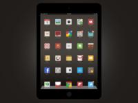 FlatNeue iPad