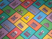 Warm Cards illustrations
