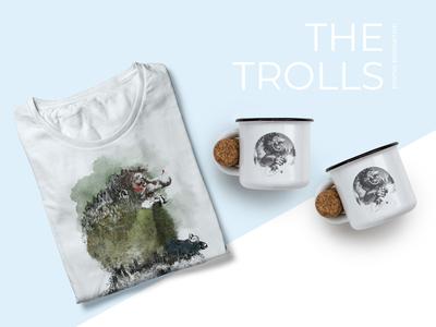 The trolls promo-production