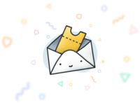 Invite illustration