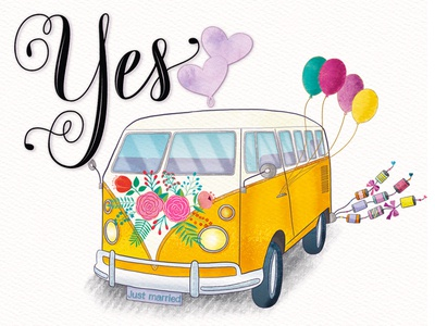 Yes: Just married