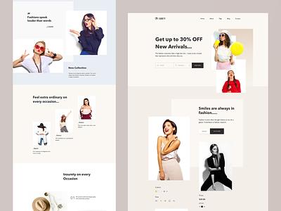 Insurety Landing Page uiux insurety fashion webdesign web design typography professional 2020 trendy stylish home page clean ui clean branding website web ux ui minimal landing page